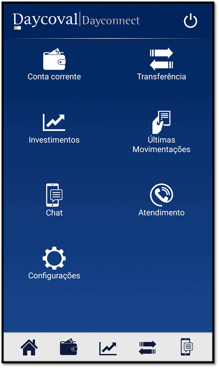 app aplicativo banco daycoval dayconnect